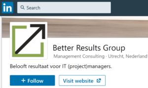 Better Results Group LinkedIn