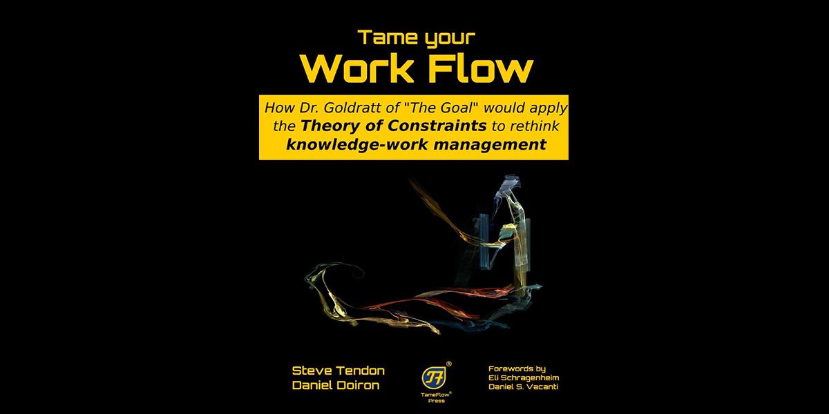 Nieuw boek helpt werkstromen van IT-afdelingen te temmen